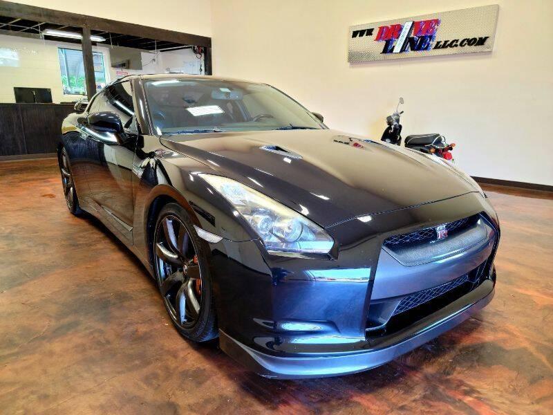 2010 Nissan GT-R for sale at Driveline LLC in Jacksonville FL