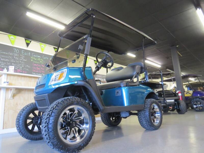 2017 E-Z-GO TXT for sale at 70 East Custom Carts Atlantic Beach in Atlantic Beach NC
