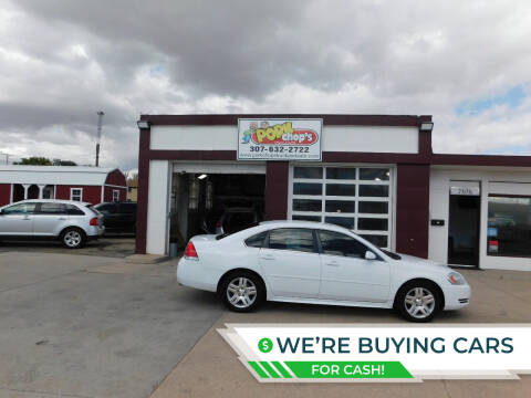 2014 Chevrolet Impala Limited for sale at Pork Chops Truck and Auto in Cheyenne WY