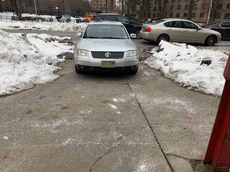 2002 Volkswagen Passat for sale at Raceway Motors Inc in Brooklyn NY