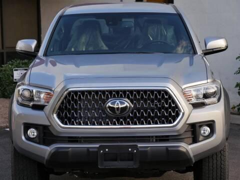 2018 Toyota Tacoma for sale at AZGT LLC in Mesa AZ