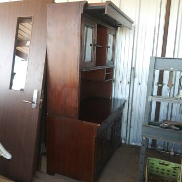 DESK USED for sale at BENHAM AUTO INC - Peace of Mind Treasures and More Store in Lubbock TX