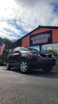 2011 Kia Sorento for sale at Harborcreek Auto Gallery in Harborcreek PA