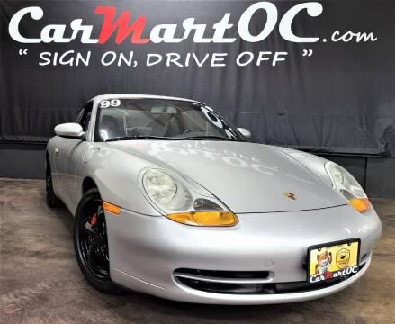 1999 Porsche 911 for sale at CarMart OC in Costa Mesa, Orange County CA