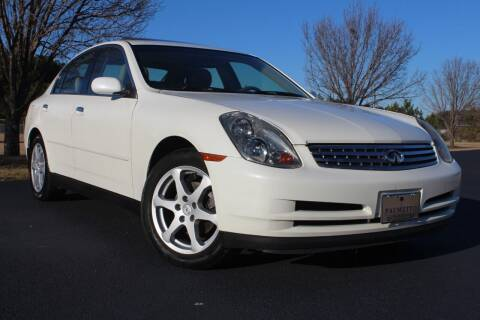 2004 Infiniti G35 for sale at Palmetto Luxury Cars in Florence SC