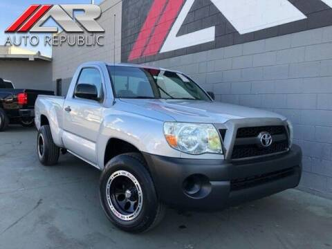 2011 Toyota Tacoma for sale at Auto Republic Fullerton in Fullerton CA