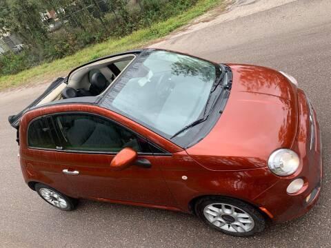 2012 FIAT 500c for sale at Next Autogas Auto Sales in Jacksonville FL