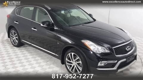 2017 Infiniti QX50 for sale at Excellence Auto Direct in Euless TX