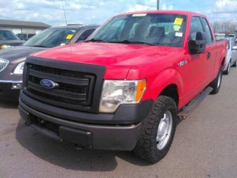2013 Ford F-150 for sale at North Oakland Motors in Waterford MI