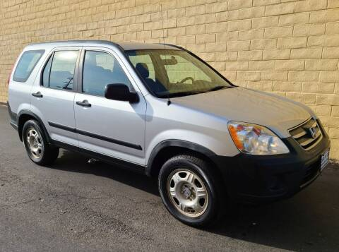 2006 Honda CR-V for sale at Cars To Go in Sacramento CA