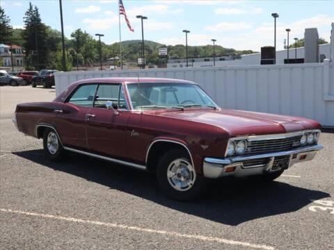 1966 Chevrolet Caprice for sale at Bob Weaver Auto in Pottsville PA