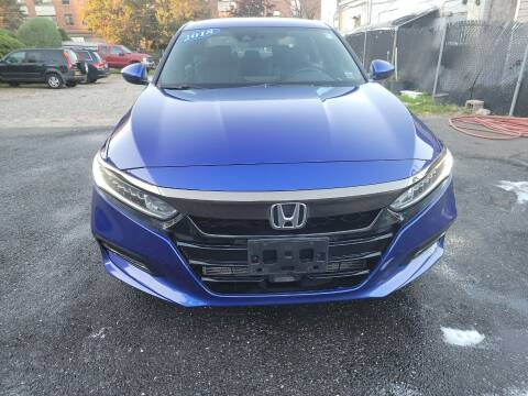 2018 Honda Accord for sale at OFIER AUTO SALES in Freeport NY