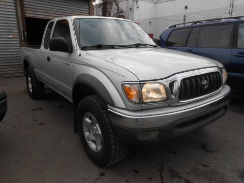 2002 Toyota Tacoma for sale at N H AUTO WHOLESALERS in Roslindale MA