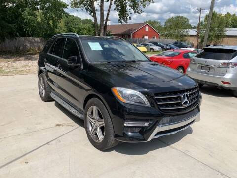 2014 Mercedes-Benz M-Class for sale at Carflex Auto in Charlotte NC
