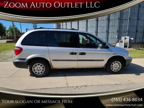 2004 Dodge Caravan for sale at Zoom Auto Outlet LLC in Thorntown IN