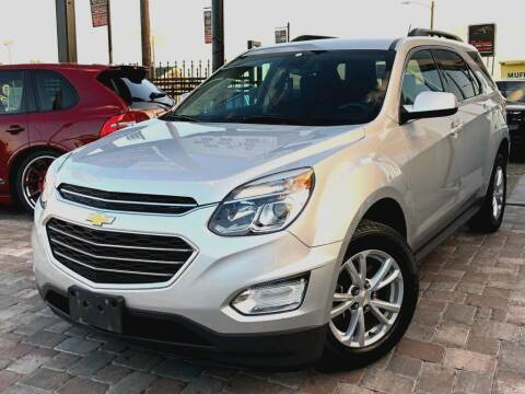 2017 Chevrolet Equinox for sale at Unique Motors of Tampa in Tampa FL