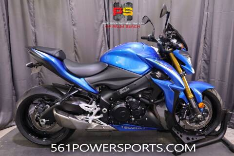 2016 Suzuki GSX-S1000 ABS for sale at Powersports of Palm Beach in Hollywood FL