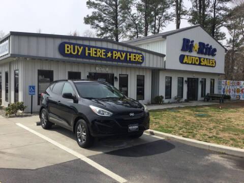 2014 Hyundai Tucson for sale at Bi Rite Auto Sales in Seaford DE