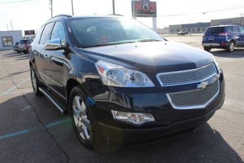 2012 Chevrolet Traverse for sale at B & B Car Co Inc. in Clinton Twp MI