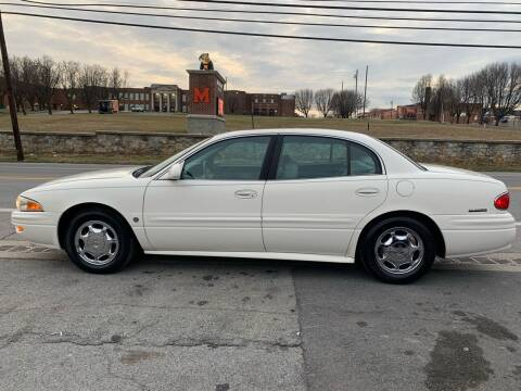 2002 Buick LeSabre for sale at GET N GO USED AUTO & REPAIR LLC in Martinsburg WV