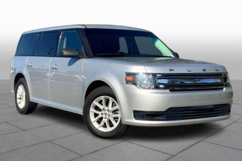 2015 Ford Flex for sale at CU Carfinders in Norcross GA