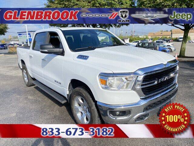 2019 RAM Ram Pickup 1500 for sale at Glenbrook Dodge Chrysler Jeep Ram and Fiat in Fort Wayne IN