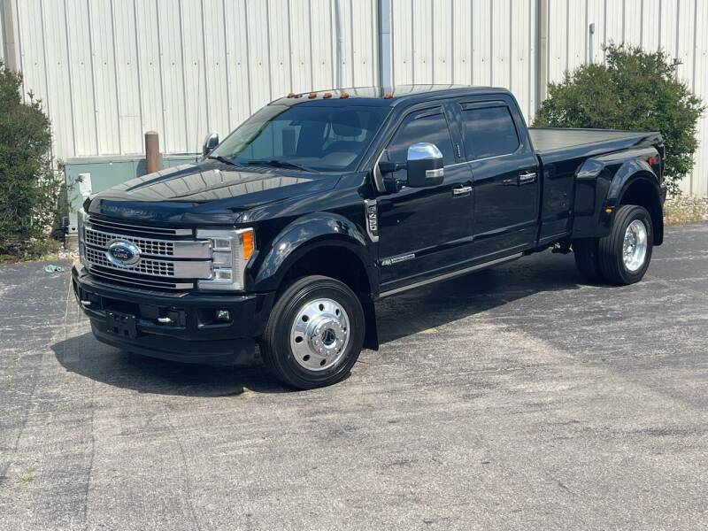 2017 Ford F-450 Super Duty for sale at Drummond MotorSports LLC in Fort Wayne IN