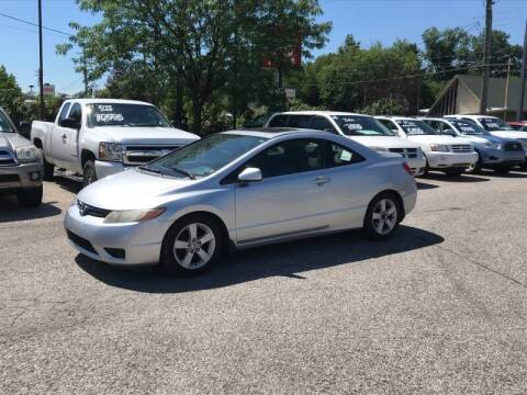 2007 Honda Civic for sale at 4th Street Auto in Louisville KY