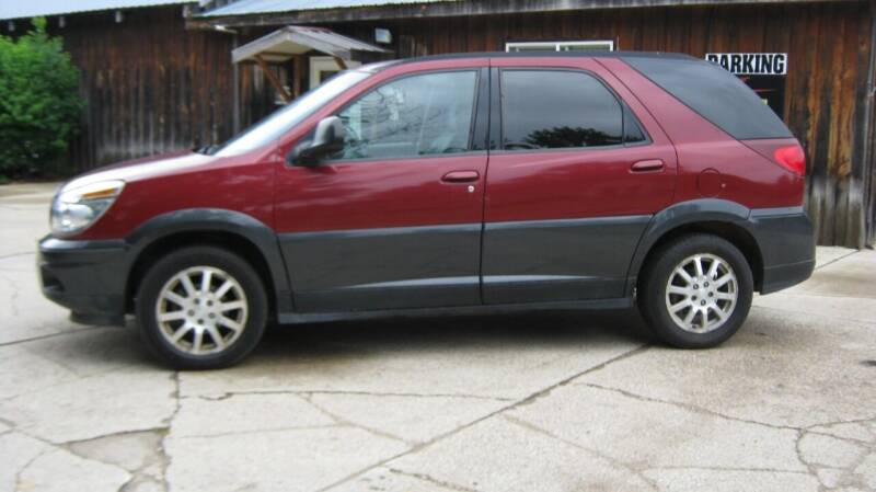 2005 Buick Rendezvous for sale at Spear Auto Sales in Wadena MN