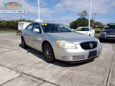 2006 Buick Lucerne for sale at GATOR'S IMPORT SUPERSTORE in Melbourne FL