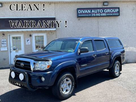 2005 Toyota Tacoma for sale at Divan Auto Group in Feasterville PA