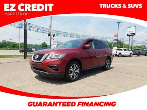 2018 Nissan Pathfinder for sale at Pioneer Family preowned autos in Williamstown WV