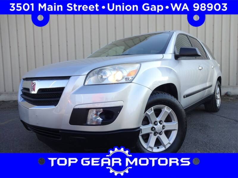 2009 Saturn Outlook for sale at Top Gear Motors in Union Gap WA
