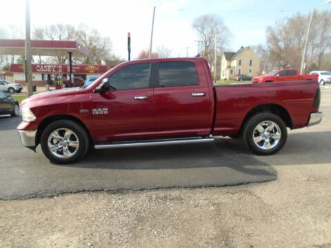 2014 RAM Ram Pickup 1500 for sale at Nelson Auto Sales in Toulon IL