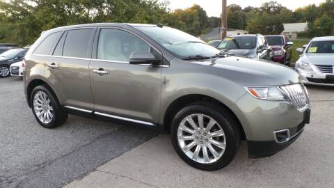 2012 Lincoln MKX for sale at Unlimited Auto Sales in Upper Marlboro MD