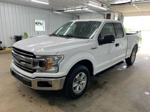 2018 Ford F-150 for sale at Bennett Motors, Inc. in Mayfield KY