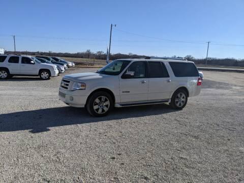 2008 Ford Expedition EL for sale at Halstead Motors LLC in Halstead KS