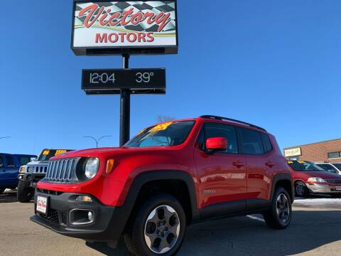 2015 Jeep Renegade for sale at Victory Motors in Waterloo IA