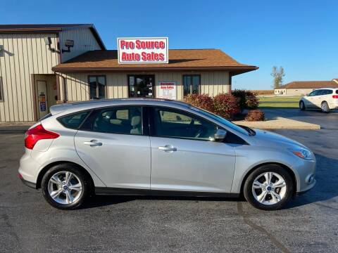 2013 Ford Focus for sale at Pro Source Auto Sales in Otterbein IN