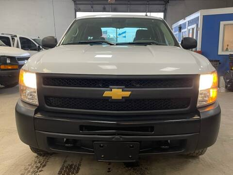 2012 Chevrolet Silverado 1500 for sale at Ricky Auto Sales in Houston TX