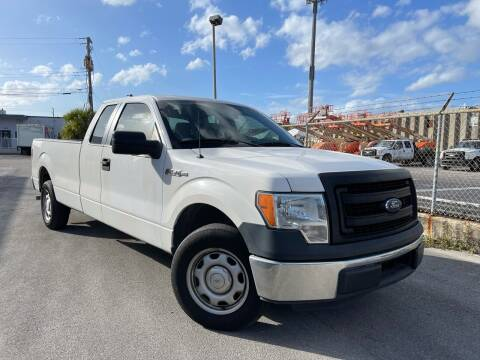 2014 Ford F-150 for sale at Citywide Auto Group LLC in Pompano Beach FL