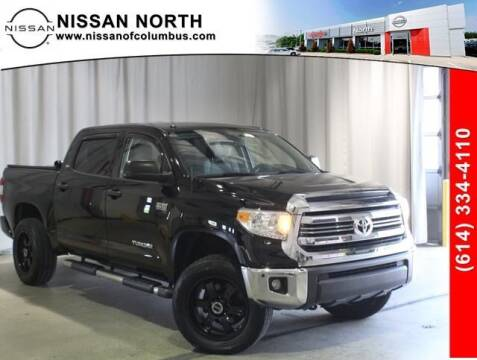 2017 Toyota Tundra for sale at Auto Center of Columbus in Columbus OH