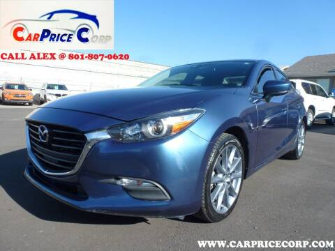 2018 Mazda MAZDA3 for sale at CarPrice Corp in Murray UT