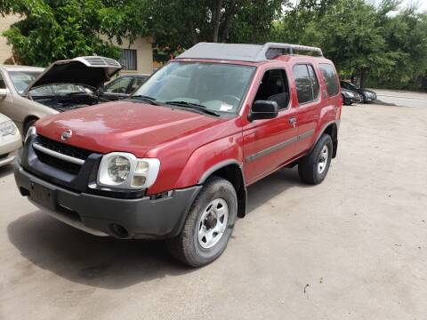 2004 Nissan Xterra for sale at DFW AUTO FINANCING LLC in Dallas TX