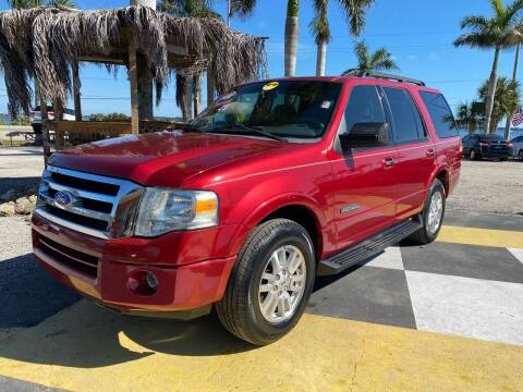 2008 Ford Expedition for sale at D&S Auto Sales, Inc in Melbourne FL