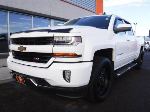 2016 Chevrolet Silverado 1500 for sale at Torgerson Auto Center in Bismarck ND
