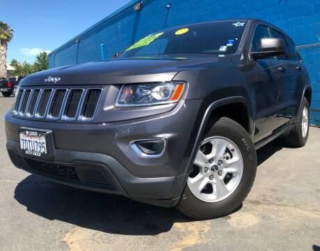 2014 Jeep Grand Cherokee for sale at LUGO AUTO GROUP in Sacramento CA