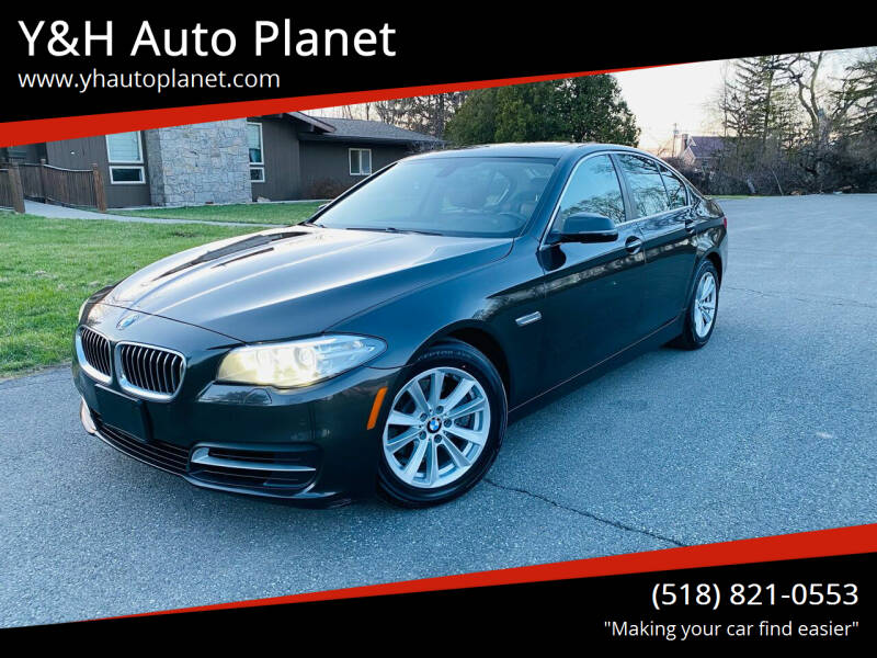 2014 BMW 5 Series for sale at Y&H Auto Planet in West Sand Lake NY