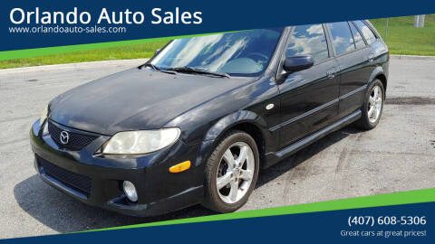 2003 Mazda Protege5 for sale at Orlando Auto Sales Recycling in Orlando FL