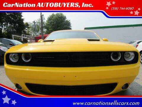 2017 Dodge Challenger for sale at CarNation AUTOBUYERS, Inc. in Rockville Centre NY